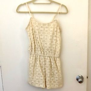 Adorable romper